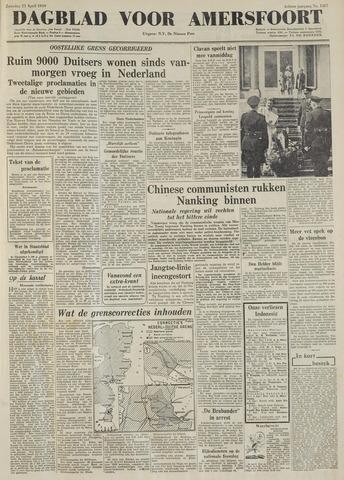 Dagblad voor Amersfoort 1949-04-23
