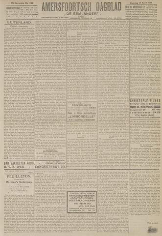 Amersfoortsch Dagblad / De Eemlander 1923-04-17