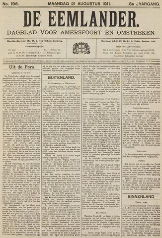 De Eemlander 1911-08-21