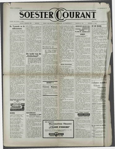 Soester Courant 1954-09-24