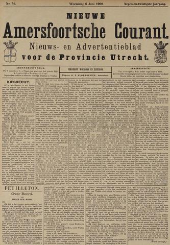 Nieuwe Amersfoortsche Courant 1900-06-06