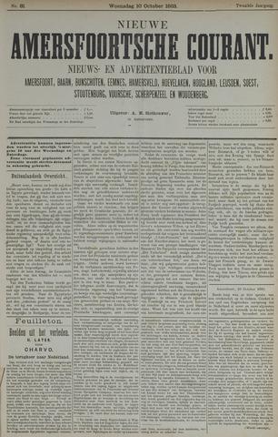 Nieuwe Amersfoortsche Courant 1883-10-10