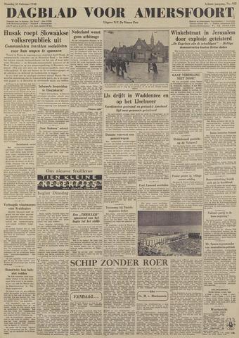 Dagblad voor Amersfoort 1948-02-23