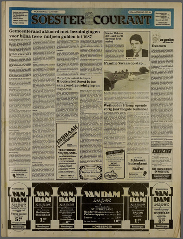 Soester Courant 1984-06-27
