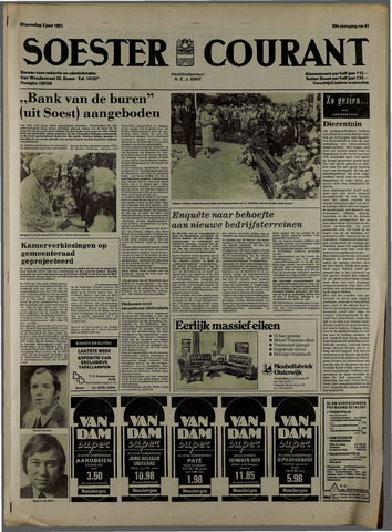 Soester Courant 1981-06-03