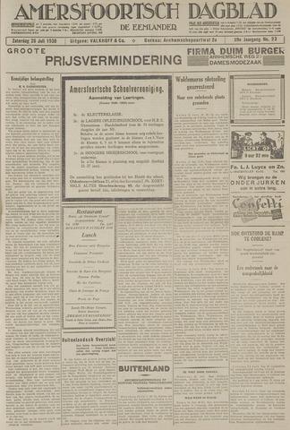 Amersfoortsch Dagblad / De Eemlander 1930-07-26