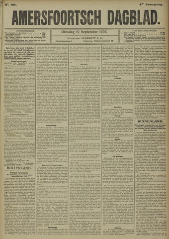 Amersfoortsch Dagblad 1905-09-19