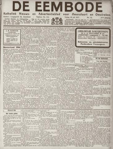 De Eembode 1917-07-20