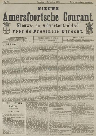 Nieuwe Amersfoortsche Courant 1908-11-14