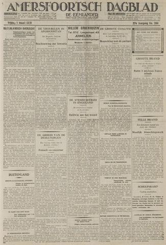 Amersfoortsch Dagblad / De Eemlander 1929-03-01
