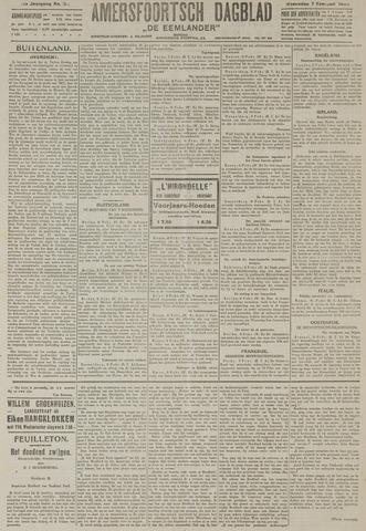Amersfoortsch Dagblad / De Eemlander 1923-02-07