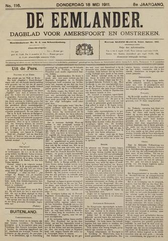 De Eemlander 1911-05-18