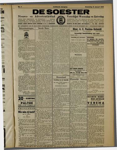 De Soester 1930-01-15