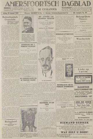 Amersfoortsch Dagblad / De Eemlander 1932-01-29
