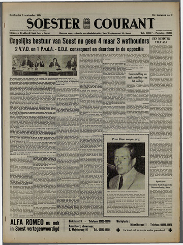 Soester Courant 1974-09-05