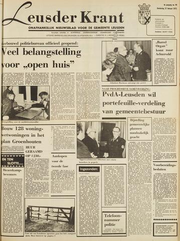 Leusder Krant 1973-02-22