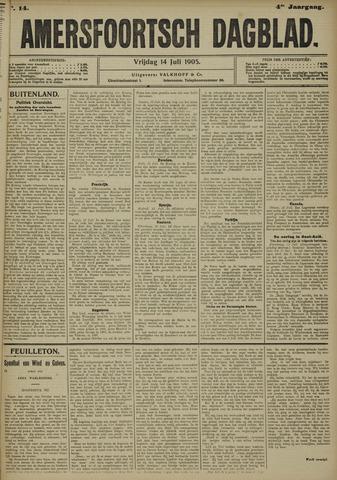 Amersfoortsch Dagblad 1905-07-14