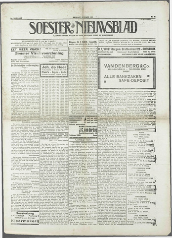 Soester Courant 1932-10-07