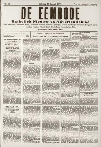 De Eembode 1908-01-18