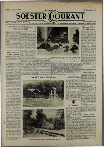 Soester Courant 1970-08-07
