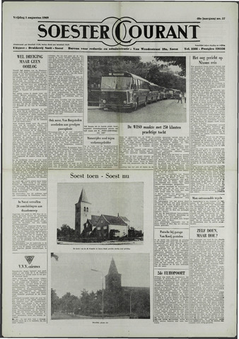 Soester Courant 1969-08-01