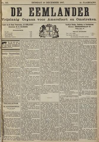 De Eemlander 1907-12-10