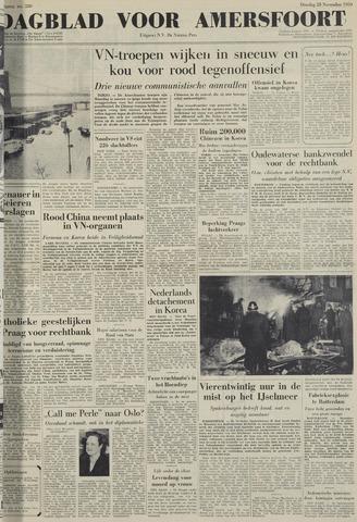 Dagblad voor Amersfoort 1950-11-28