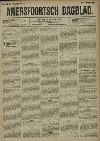 Amersfoortsch Dagblad 1908-01-25