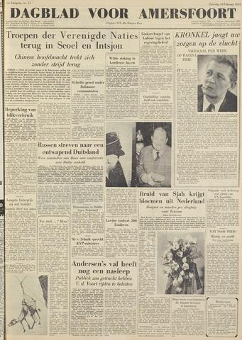 Dagblad voor Amersfoort 1951-02-10