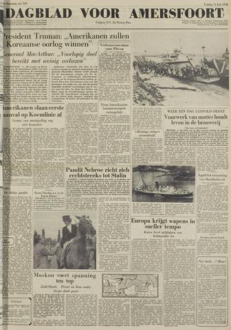 Dagblad voor Amersfoort 1950-07-14