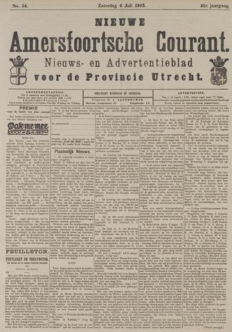 Nieuwe Amersfoortsche Courant 1912-07-06