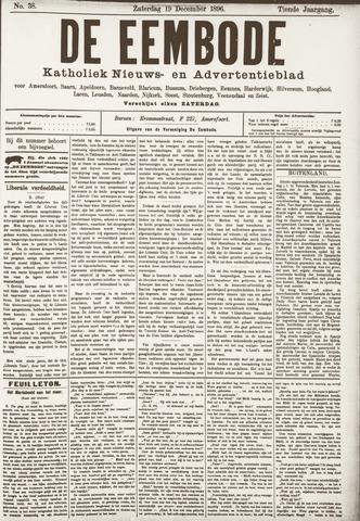 De Eembode 1896-12-19