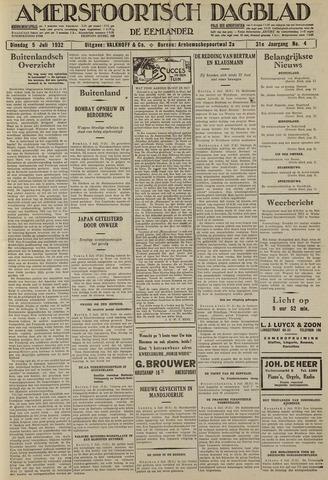 Amersfoortsch Dagblad / De Eemlander 1932-07-05