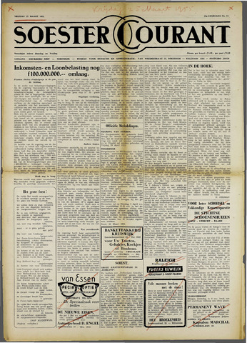 Soester Courant 1955-03-25