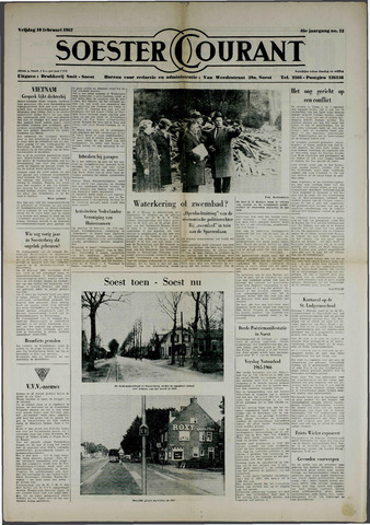 Soester Courant 1967-02-10