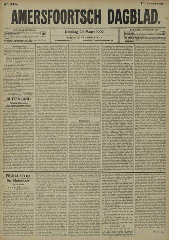 Amersfoortsch Dagblad 1909-03-30