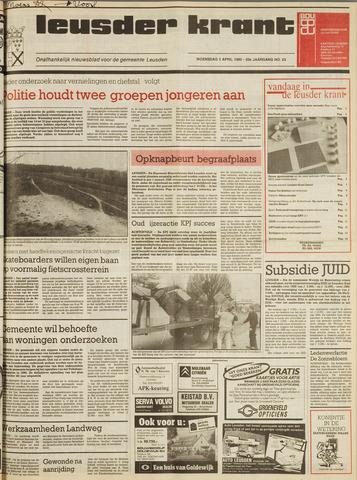 Leusder Krant 1989-04-05