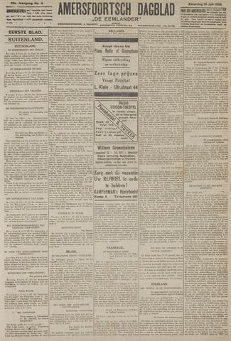 Amersfoortsch Dagblad / De Eemlander 1926-07-10