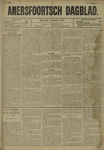 Amersfoortsch Dagblad 1905
