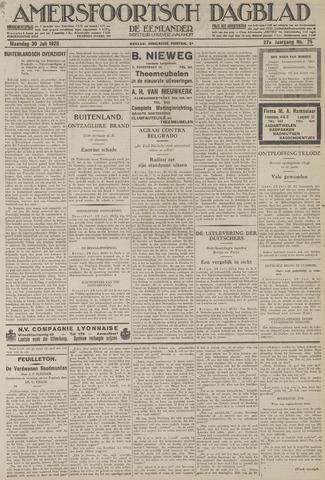 Amersfoortsch Dagblad / De Eemlander 1928-07-30