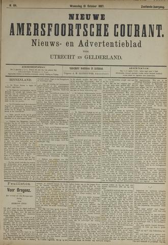 Nieuwe Amersfoortsche Courant 1887-10-19
