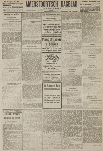 Amersfoortsch Dagblad / De Eemlander 1926-09-03
