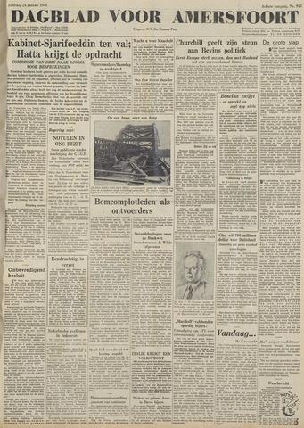 Dagblad voor Amersfoort 1948-01-24