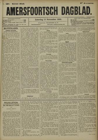 Amersfoortsch Dagblad 1909-11-13