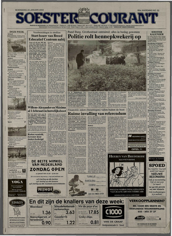Soester Courant 2002-01-23