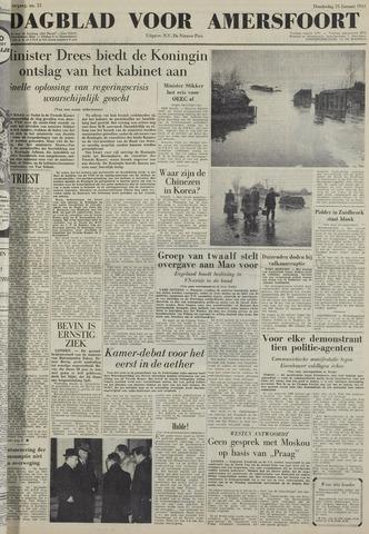Dagblad voor Amersfoort 1951-01-25