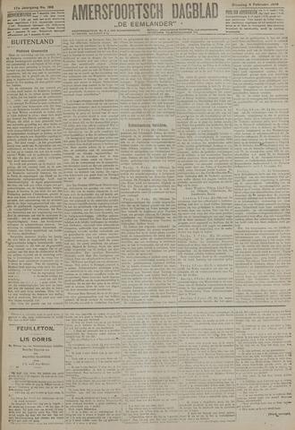 Amersfoortsch Dagblad / De Eemlander 1919-02-04
