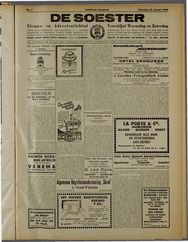 De Soester 1930-01-25