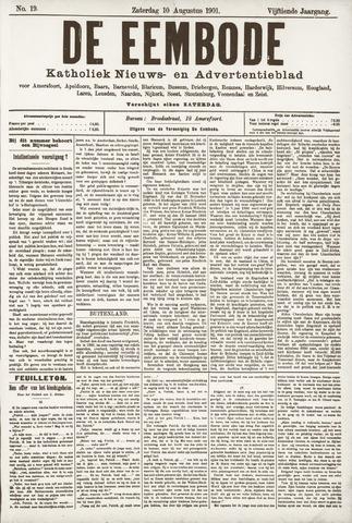 De Eembode 1901-08-10