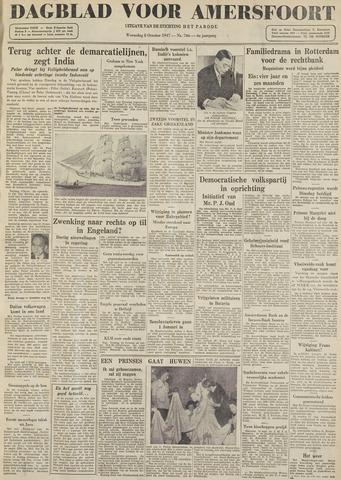 Dagblad voor Amersfoort 1947-10-08